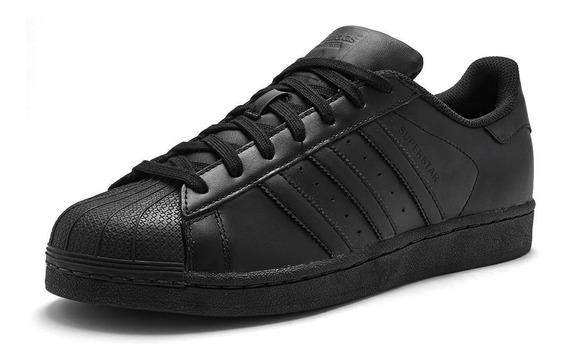 Tenis adidas Superstar Hombre Concha Casual Confort Original