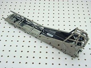 Traxxas 6922 Black-chrome Funny Car Chasis