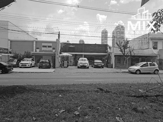 Ponto Comercial Frente Ao Bosque Maia, Guarulhos, Sp (casa Para Alugar Bosque Maia) - Ca0016