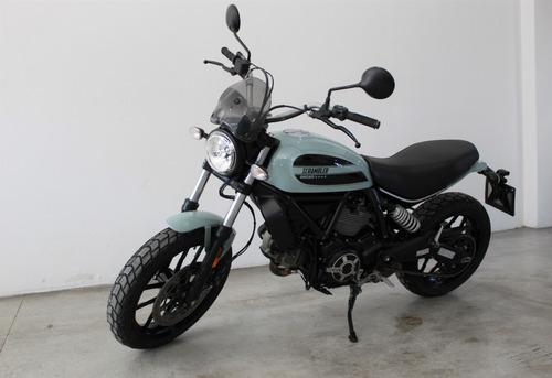 Imagen 1 de 8 de Ducati Scrambler 400 Sixty 2 Usado Oportunidad