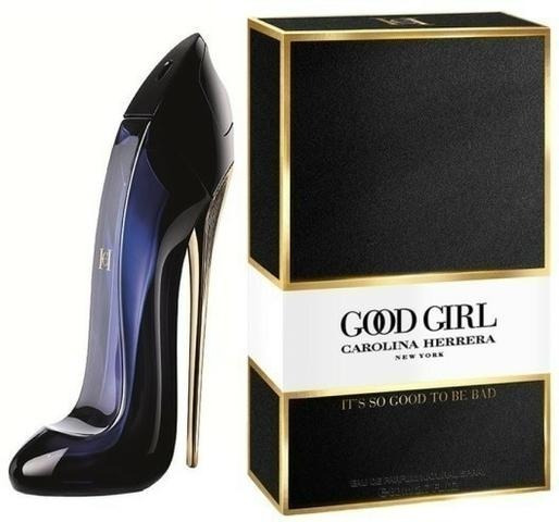 Perfume Good Girl 80ml Edp Carolina Herrera - Original