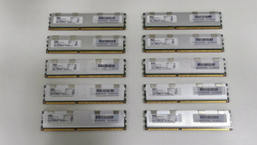 Kit 10 Memórias Smart 4gb 2rx4 Ddr3 10600r-09-10 P/ Servidor