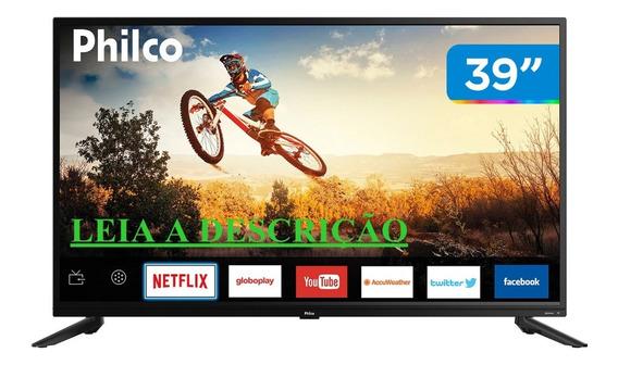 Smart Tv Led 39 Philco Ptv39e60sn Wi-fi - 2 Hdmi 1 Usb