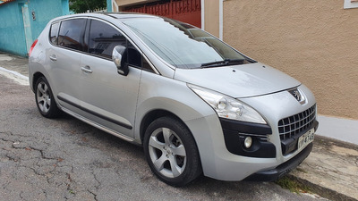 Peugeot 3008 Thp 1.6 Turbo 2011 - Griffe - Top