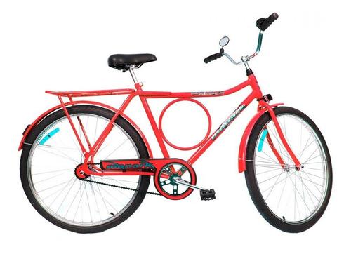 Bicicleta Monark Aro 26 Barra Circular Cp Lazer