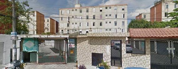 Apartamento Em Conjunto Habitacional Presidente Castelo Branco, Carapicuíba/sp De 38m² 2 Quartos À Venda Por R$ 134.000,00 - Ap254328