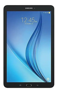 Samsung Galaxy Tab E , 9.6 Pulgadas, 16 G, Color Negro