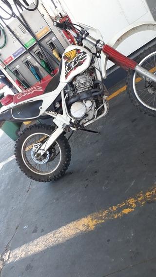 Honda Xr600