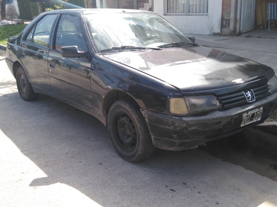 Peugeot 405 1.9 Style D Aa 2001