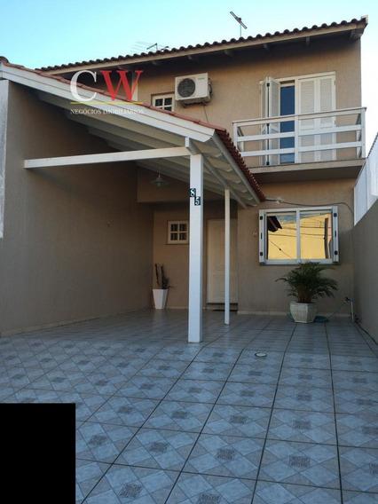 Casa / Sobrado Com 3 Dormitório(s) Localizado(a) No Bairro Paradiso Em Gravatai / Gravatai - 435