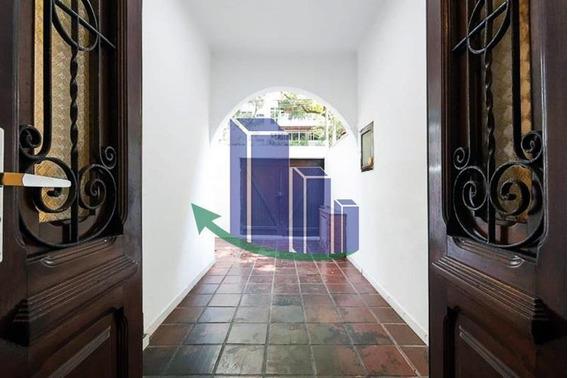 Casa Para Venda Em Rio De Janeiro, Tijuca, 3 Dormitórios, 1 Vaga - Cs17196