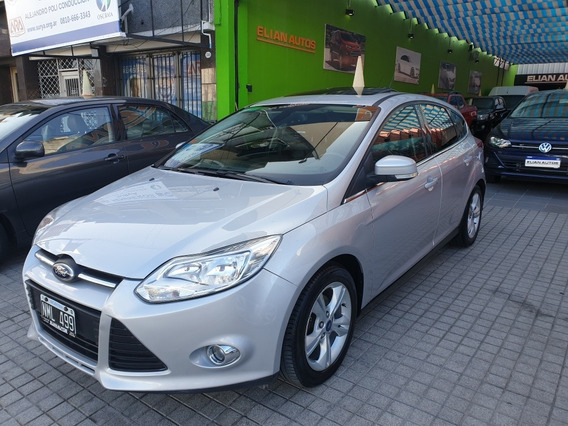 Ford Focus Iii 2.0 Se Plus Mt 2013