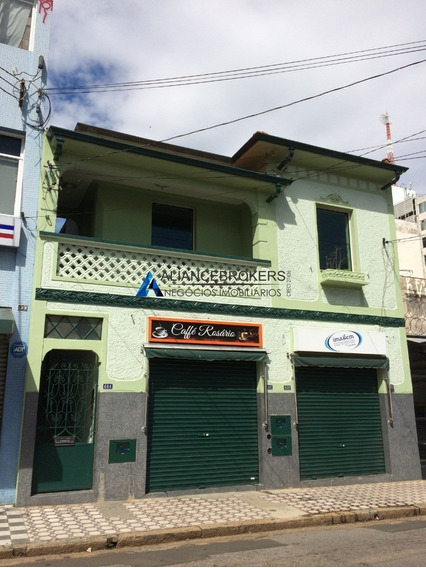 Casa Comercial Para Locação No Centro De Jundiaí/sp Com 5 Salas - Ca01585 - 34424939
