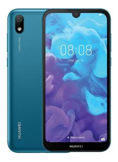 Celular Huawei Y5 Color Azul R5 Modelo Amn-lx3