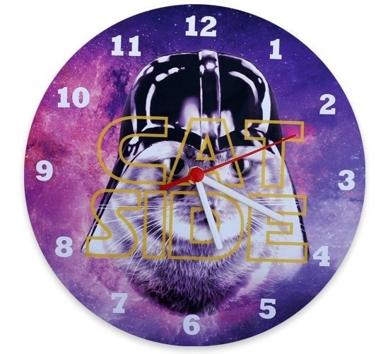 Relógio Cat Side