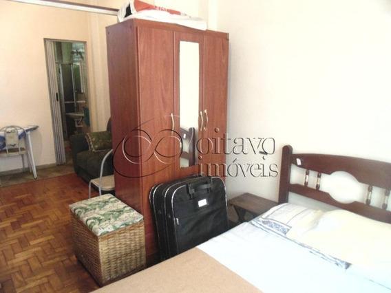 Kitnet Com 1 Dormitório À Venda, 30 M² Por R$ 350.000,00 - Copacabana - Rio De Janeiro/rj - Kn0260