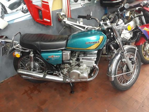 Suzuki Gt550 1975