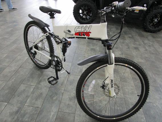 Bicicleta Electrónica De Montaña Grande
