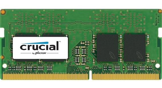 Memoria Ram Sodimm Crucial Ddr4 16gb 2400mhz Lenovo Dell Hp Compumanias Exclusivo