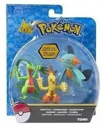 Muñeco Pokemon Action X3 T 18524 - Hasbro Hasbro