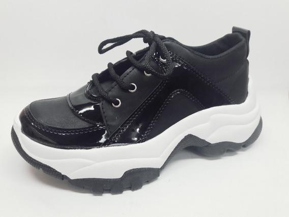 Zapatilla Sneaker Balencia Mujer Invierno 2020
