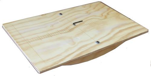 Imagen 1 de 4 de Ingeniacrea: Tabla De Equilibrio (tabla De Belgau)