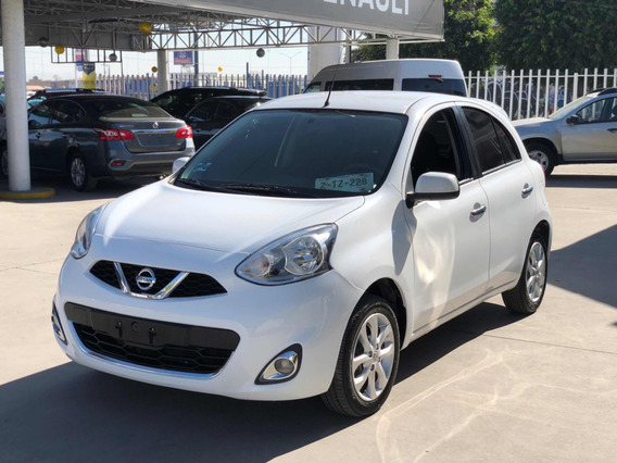 Nissan March 1.6 Advance Mt 2018