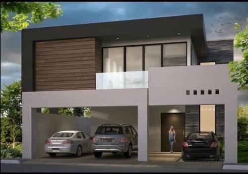 Hermosa Casa En Zona Carretera Nacional