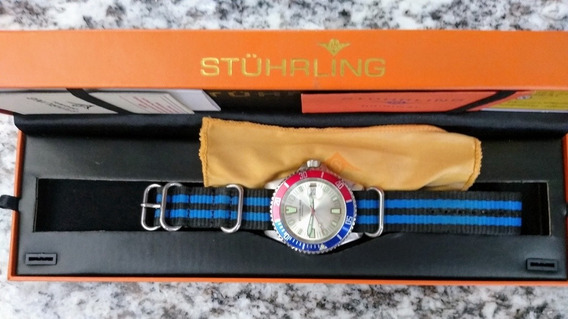 Relógio Masculino Stuhrling, Série Luxo