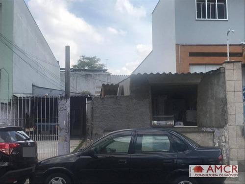 Terreno Residencial À Venda, Chácara Mafalda, Zona Norte - São Paulo. - Te0083