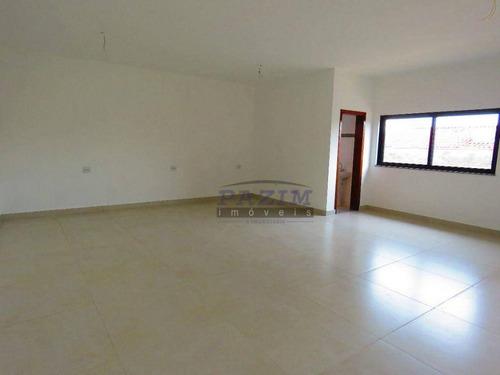 Imagem 1 de 8 de Sala Comercial Para Locação, 55 M² - Jardim Brasil - Vinhedo/sp - Sa0476