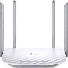 Roteador Wireless Tp-link Ac1200 300mbps 4 Antenas