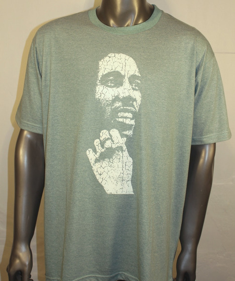 Remeras Bob Marley Reggae Xl / Xxl The Flea La Loca Rola