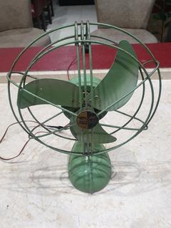 Ventilador De Mesa Ethersone Funcionando Antiguo