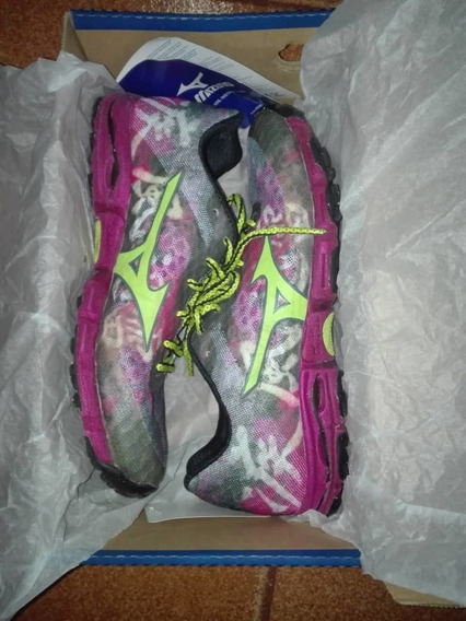 Zapatos Running Mizuno Para Dama