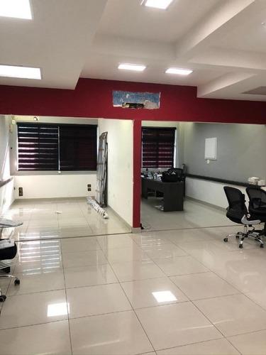 Conjunto Comercial Para Alugar, 180 M² Por R$ 4.500/mês - Centro - Santos/sp - Cj0108
