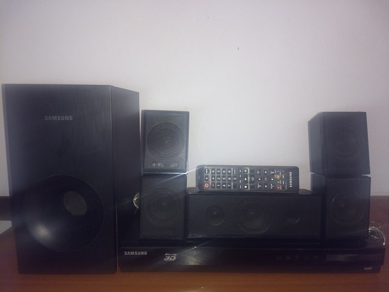 Vendo Home Theater Samsung Bluray 3d 5.1 500watts