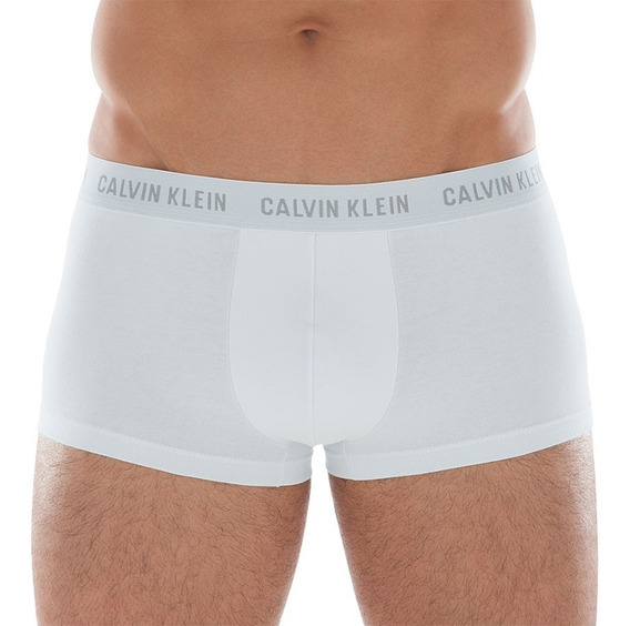 Kit 12 Cuecas Sunga Mini Boxer Calvin Klein Cotton Original