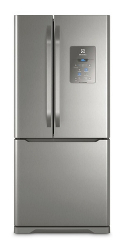 Refrigerador Electrolux Dm84x 630 Lt No Frost Multi Doorinox