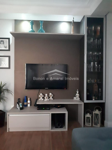 Apartamento À Venda Em Loteamento Center Santa Genebra - Ap011320