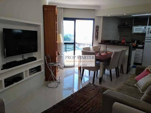 Imagem 1 de 16 de Apartamento Com 2 Dormitórios À Venda, 56 M² Por R$ 750.000 - Jardim Paulista - Prop Starter Adm. Imóveis - Ap0724