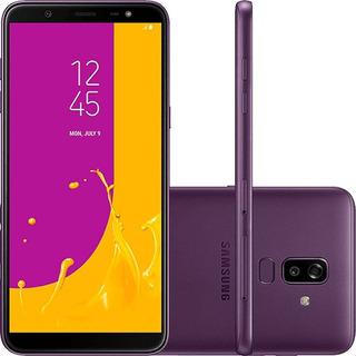 Smartphone Samsung Galaxy J8 64gb Dual Chip Violeta