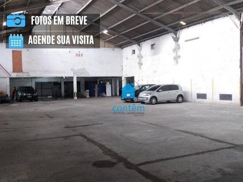 Imagem 1 de 7 de Ga0055 - Galpão Para Alugar, 1542 M² Por R$ 35.000/mês - Vila São Francisco (zona Sul) - São Paulo/sp - Ga0055