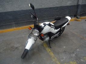 Yamaha Ybr125ed Blanca 2004