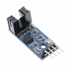 Sensor Óptico Infra-vermelho 4 Pinos Rpm, Velocidade Arduino