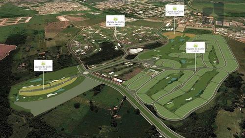 Imagem 1 de 8 de Terreno À Venda, 468 M² Por R$ 607.000,00 - Residencial Quinta Do Golfe Jardins - São José Do Rio Preto/sp - Te4692