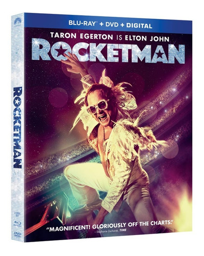 Imagen 1 de 2 de Blu-ray + Dvd Rocketman