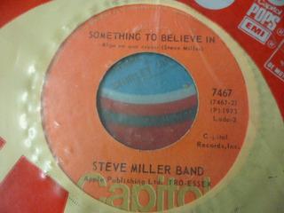 Steve Miller Band Sp De 7 De 45rpm The Jocker Something To B