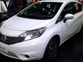 Nissan Note Exclusive Cvt Automatico 1.6 2018 0 Km
