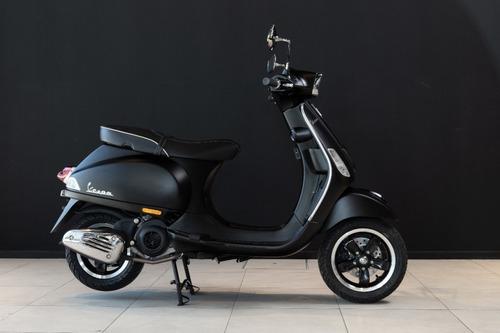 Vespa Sxl 150 Negro Financiado Motoplex Devoto No Pcx